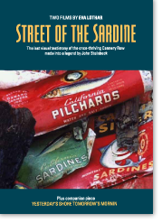 DVD Packaging: Street of the Sardine
